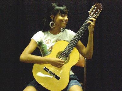 Suzuki Classical Guitar Lessons