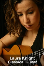 Laura Knight, Classical Guitar