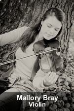 Mallory Bray, Violin Instructor