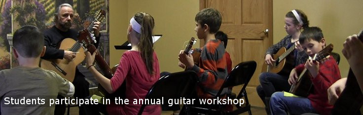 Knight Music Academy Guitar Workshop