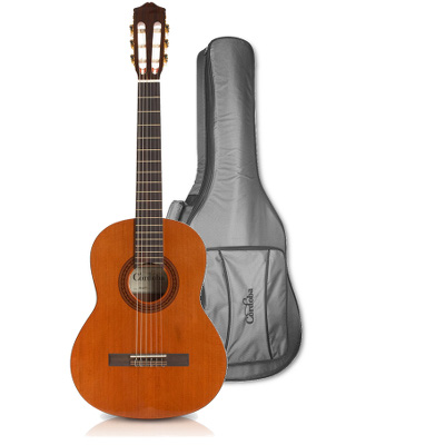 cordoba requinto 580 1 2 size classical guitar. Black Bedroom Furniture Sets. Home Design Ideas