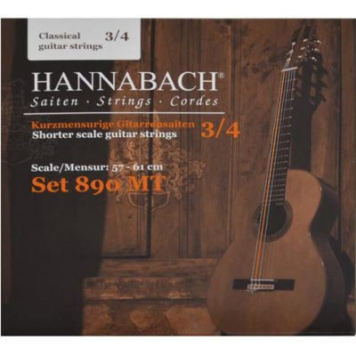 Hannabach Kinder Guitar Strings