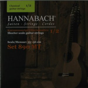 Hannabach Kinder Guitar Strings 1/2 size
