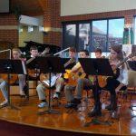 Knight Music Academy guitar recital