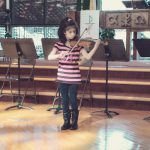 Knight Music Academy Violin Student