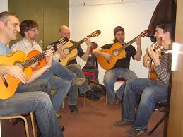 Adult Group Guitar Class