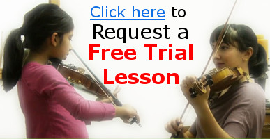 Request a free trial music lesson