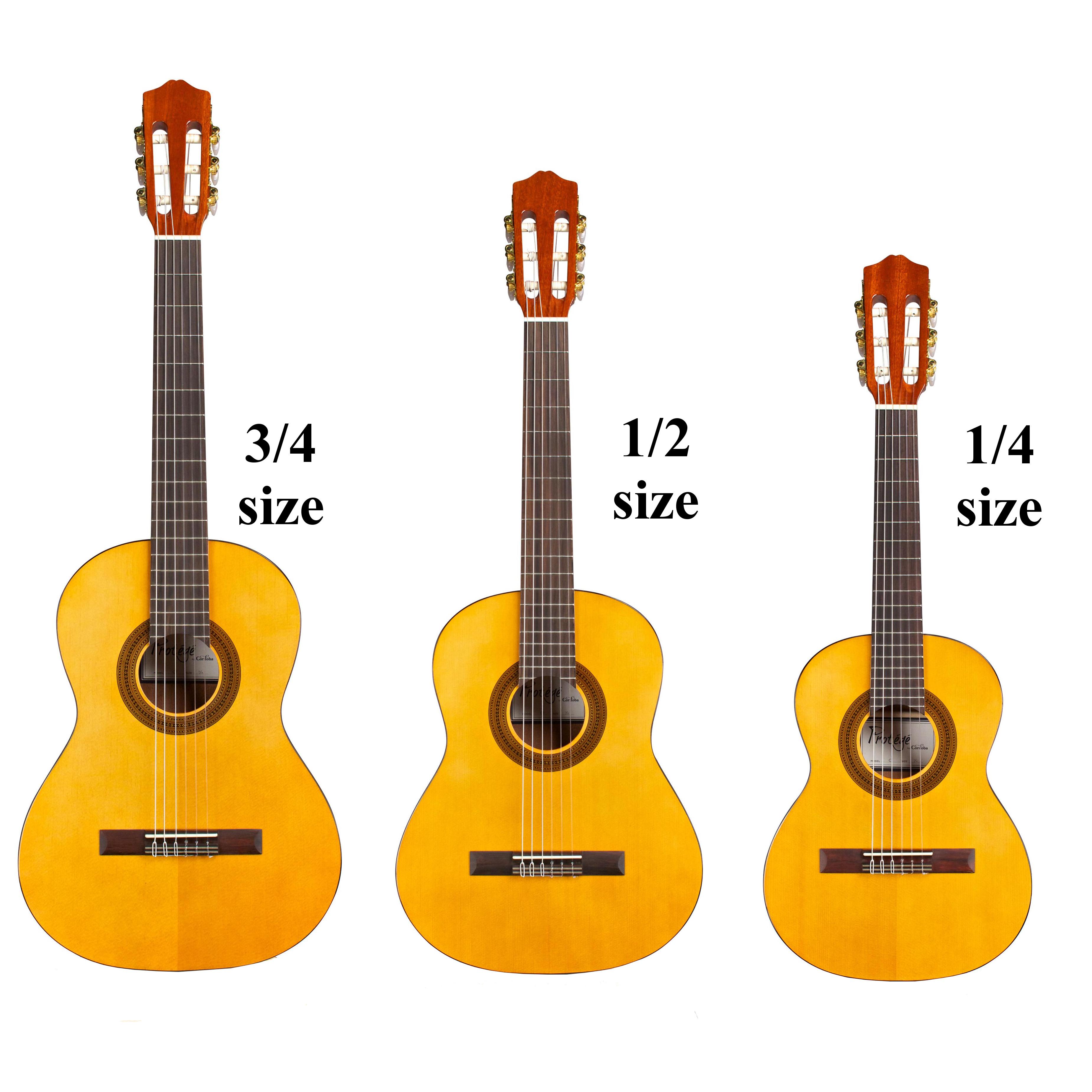 Cordoba Protege C1 1 4 Size Classical Guitar