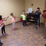Suzuki Violin Group Lesson