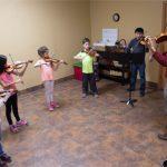 Suzuki Violin Group Lesson