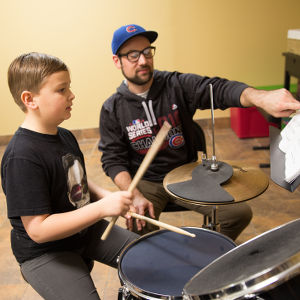 Knight Music Academy Drum Lessons