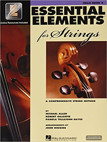 Essential elements for strings book 2 viola