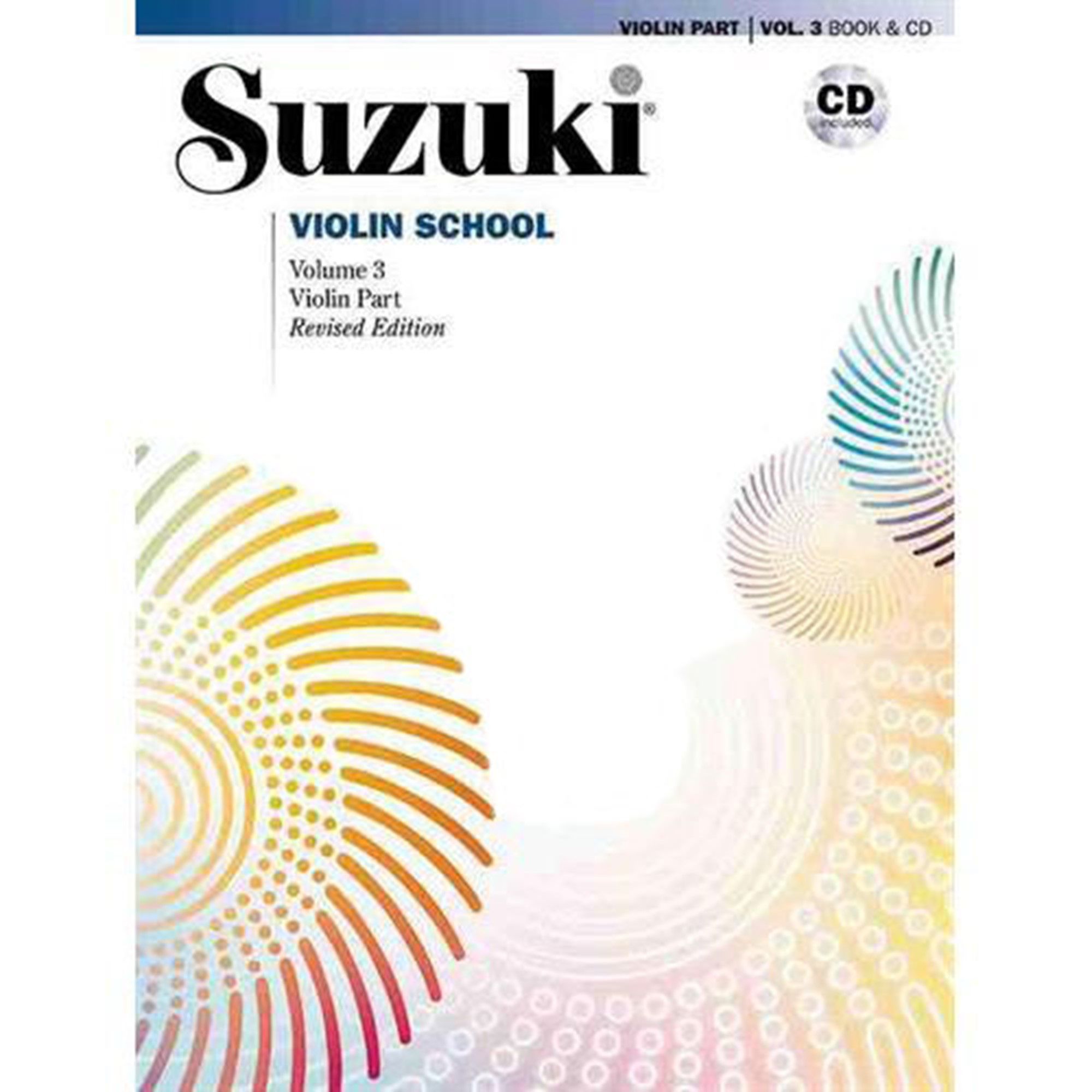 Suzuki Violin Book  With Cd