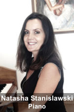 Natasha Stanislawski, Piano Instructor