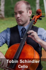 Tobin Schindler, Cello Instructor